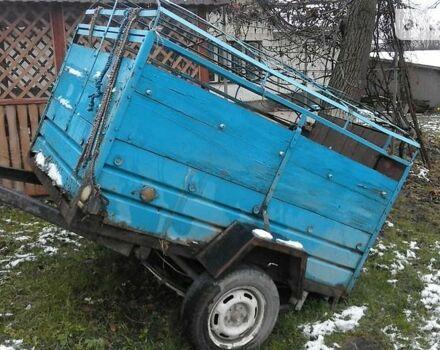 Синий БЗП 5, объемом двигателя 0 л и пробегом 1 тыс. км за 220 $, фото 1 на Automoto.ua
