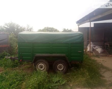 Зеленый БЗП 7-02, объемом двигателя 0 л и пробегом 1 тыс. км за 900 $, фото 1 на Automoto.ua