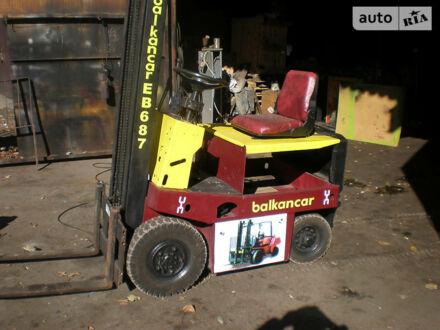 Балканкар ЕБ, объемом двигателя 0 л и пробегом 1 тыс. км за 1978 $, фото 1 на Automoto.ua