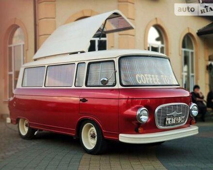 Червоний Баркас B1000, об'ємом двигуна 1.3 л та пробігом 1 тис. км за 9600 $, фото 1 на Automoto.ua