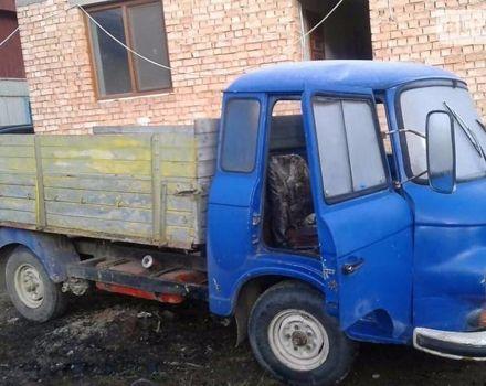 Синій Баркас B1000, об'ємом двигуна 1 л та пробігом 71 тис. км за 550 $, фото 1 на Automoto.ua