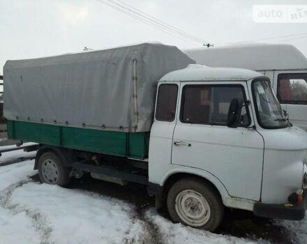 Білий Баркас B1000, об'ємом двигуна 1.8 л та пробігом 10 тис. км за 1500 $, фото 1 на Automoto.ua