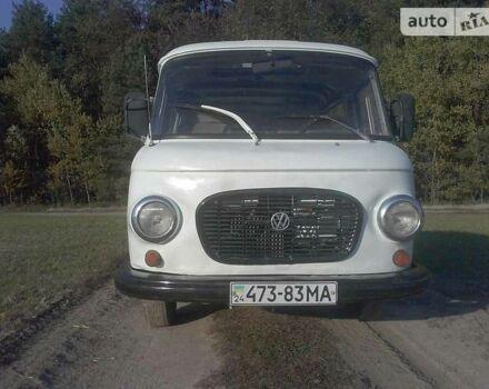 Баркас B1000, об'ємом двигуна 1.6 л та пробігом 70 тис. км за 1800 $, фото 1 на Automoto.ua