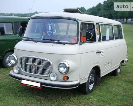 Білий Баркас B1000, об'ємом двигуна 1.6 л та пробігом 99 тис. км за 1000 $, фото 1 на Automoto.ua