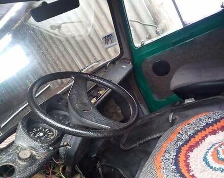 Зелений Баркас B1000, об'ємом двигуна 1.6 л та пробігом 20 тис. км за 2300 $, фото 1 на Automoto.ua