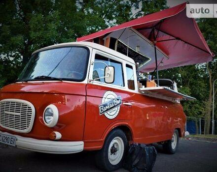 Красный Баркас Б1000, объемом двигателя 1.5 л и пробегом 190 тыс. км за 4200 $, фото 1 на Automoto.ua