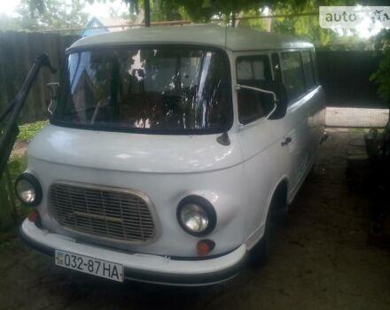 Білий Баркас B1000, об'ємом двигуна 1 л та пробігом 1 тис. км за 1400 $, фото 1 на Automoto.ua