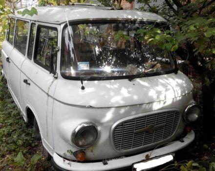 Білий Баркас B1000, об'ємом двигуна 1 л та пробігом 100 тис. км за 800 $, фото 1 на Automoto.ua