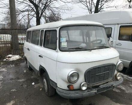 Білий Баркас B1000, об'ємом двигуна 1.6 л та пробігом 47 тис. км за 4600 $, фото 1 на Automoto.ua