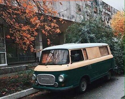 Зелений Баркас B1000, об'ємом двигуна 1.6 л та пробігом 95 тис. км за 4499 $, фото 1 на Automoto.ua