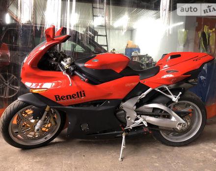 Красный Бенелли Торнадо Тре, объемом двигателя 0.9 л и пробегом 12 тыс. км за 5000 $, фото 1 на Automoto.ua