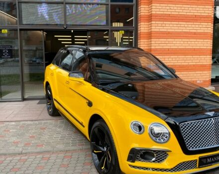 купити нове авто Бентлі Бентайга 2017 року від офіційного дилера Mansory Бентлі фото