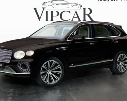 купить новое авто Бентли Бентайга 2021 года от официального дилера VIPCAR Бентли фото