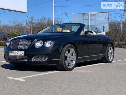 Черный Бентли Континенталь ГТ, объемом двигателя 6 л и пробегом 47 тыс. км за 69000 $, фото 1 на Automoto.ua