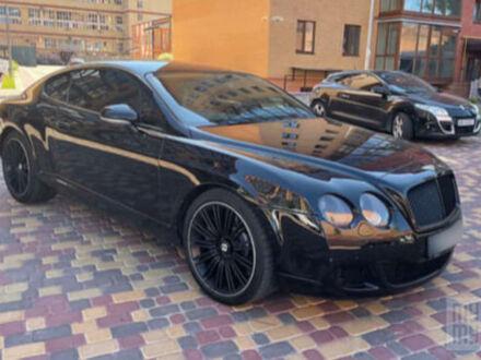 Чорний Бентлі Continental GT, об'ємом двигуна 6 л та пробігом 90 тис. км за 35900 $, фото 1 на Automoto.ua