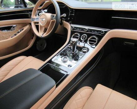 Черный Бентли Континенталь ГТ, объемом двигателя 6 л и пробегом 4 тыс. км за 264900 $, фото 1 на Automoto.ua