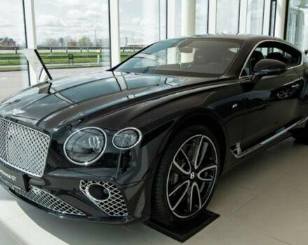 купить новое авто Бентли Континенталь ГТ 2021 года от официального дилера Bentley Kyiv Бентли фото