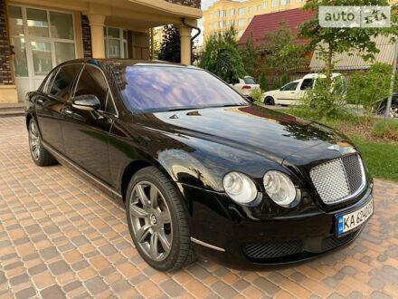 Черный Бентли Континенталь, объемом двигателя 6 л и пробегом 116 тыс. км за 31999 $, фото 1 на Automoto.ua