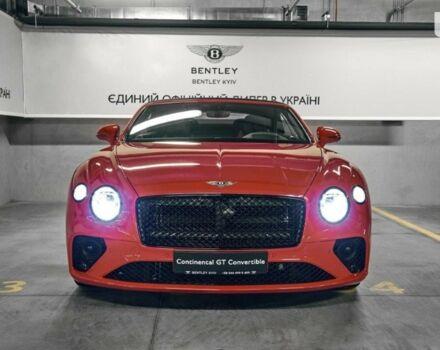 Бентли Континенталь, объемом двигателя 5.95 л и пробегом 0 тыс. км за 353475 $, фото 1 на Automoto.ua