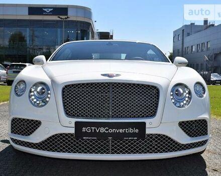 Білий Бентлі Continental, об'ємом двигуна 4 л та пробігом 1 тис. км за 262000 $, фото 1 на Automoto.ua