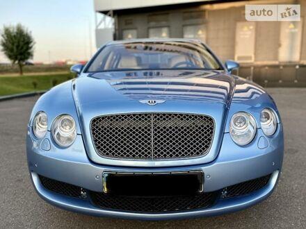 Синий Бентли Флаинг Спур, объемом двигателя 6 л и пробегом 112 тыс. км за 23500 $, фото 1 на Automoto.ua