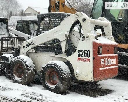 Белый Бобкэт С250, объемом двигателя 0 л и пробегом 1 тыс. км за 25900 $, фото 1 на Automoto.ua