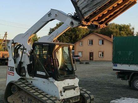 Белый Бобкэт T300, объемом двигателя 3.8 л и пробегом 1 тыс. км за 31000 $, фото 1 на Automoto.ua
