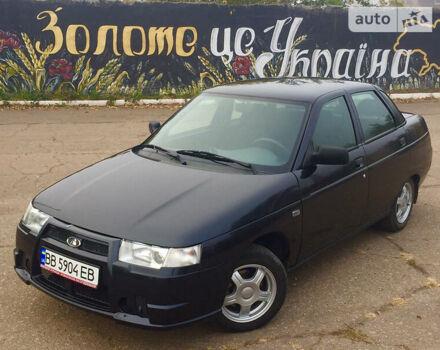 Черный Богдан 2110, объемом двигателя 1.6 л и пробегом 25 тыс. км за 4850 $, фото 1 на Automoto.ua