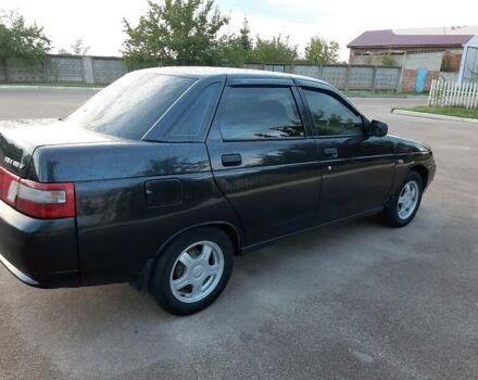 Черный Богдан 2110, объемом двигателя 1.6 л и пробегом 120 тыс. км за 4400 $, фото 1 на Automoto.ua