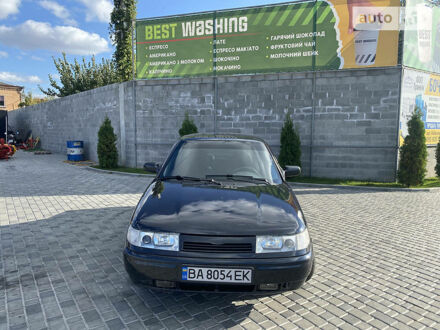 Чорний Богдан 2110, об'ємом двигуна 1.6 л та пробігом 133 тис. км за 4500 $, фото 1 на Automoto.ua