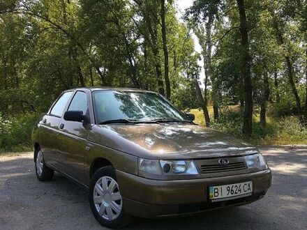 Коричневий Богдан 2110, об'ємом двигуна 1.6 л та пробігом 57 тис. км за 4400 $, фото 1 на Automoto.ua