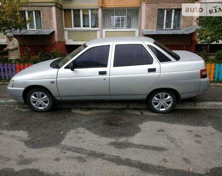 Сірий Богдан 2110, об'ємом двигуна 1.6 л та пробігом 104 тис. км за 3650 $, фото 1 на Automoto.ua