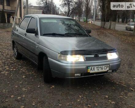 Сірий Богдан 2110, об'ємом двигуна 1.6 л та пробігом 94 тис. км за 3900 $, фото 1 на Automoto.ua