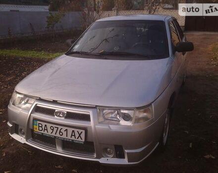 Серебряный Богдан 2110, объемом двигателя 1.6 л и пробегом 33 тыс. км за 5000 $, фото 1 на Automoto.ua
