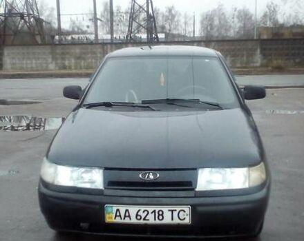 Черный Богдан 2110, объемом двигателя 1.6 л и пробегом 73 тыс. км за 4300 $, фото 1 на Automoto.ua