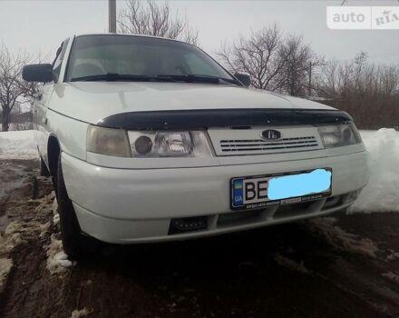 Білий Богдан 2110, об'ємом двигуна 1.6 л та пробігом 126 тис. км за 4850 $, фото 1 на Automoto.ua