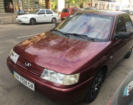 Вишнёвый Богдан 2110, объемом двигателя 1.6 л и пробегом 56 тыс. км за 4300 $, фото 1 на Automoto.ua