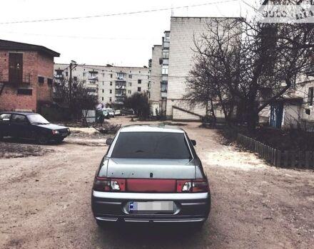 Срібний Богдан 2110, об'ємом двигуна 1.6 л та пробігом 100 тис. км за 4700 $, фото 1 на Automoto.ua