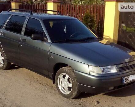 Сірий Богдан 2111, об'ємом двигуна 1.6 л та пробігом 36 тис. км за 4000 $, фото 1 на Automoto.ua