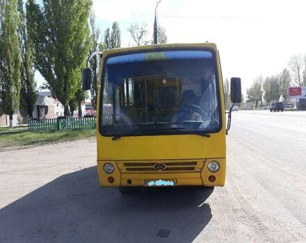 Оранжевый Богдан А 06921 (Е-2), объемом двигателя 3.3 л и пробегом 460 тыс. км за 3500 $, фото 1 на Automoto.ua