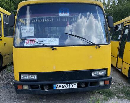 Оранжевый Богдан А 091, объемом двигателя 4.6 л и пробегом 300 тыс. км за 6500 $, фото 1 на Automoto.ua