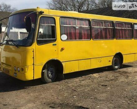 Жовтий Богдан А-092, об'ємом двигуна 4.6 л та пробігом 80 тис. км за 0 $, фото 1 на Automoto.ua