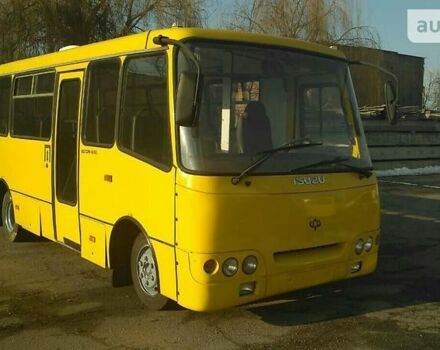 Жовтий Богдан А-092, об'ємом двигуна 4.6 л та пробігом 100 тис. км за 12000 $, фото 1 на Automoto.ua