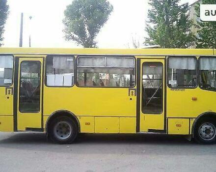 Оранжевый Богдан А-09202, объемом двигателя 4.6 л и пробегом 900 тыс. км за 8300 $, фото 1 на Automoto.ua