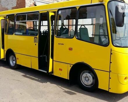 Богдан А-09202, объемом двигателя 4.6 л и пробегом 1 тыс. км за 15900 $, фото 1 на Automoto.ua