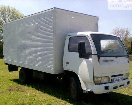 Белый Богдан ДФ, объемом двигателя 3.7 л и пробегом 128 тыс. км за 2500 $, фото 1 на Automoto.ua