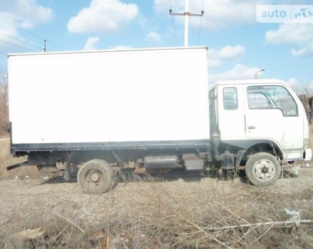 Белый Богдан ДФ, объемом двигателя 3.8 л и пробегом 74 тыс. км за 4200 $, фото 1 на Automoto.ua