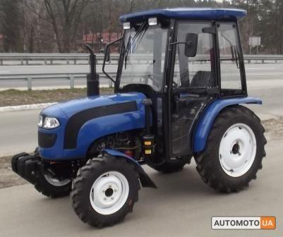 Синій Булат 354, об'ємом двигуна 2.16 л та пробігом 0 тис. км за 2863 $, фото 1 на Automoto.ua
