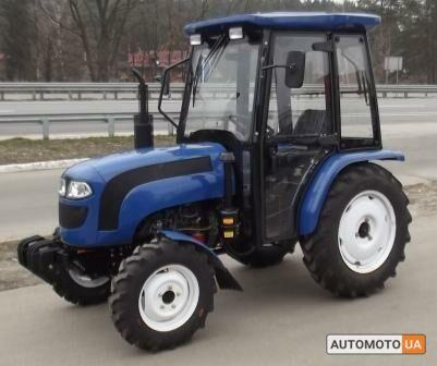 Синій Булат 354, об'ємом двигуна 2.16 л та пробігом 0 тис. км за 2743 $, фото 1 на Automoto.ua