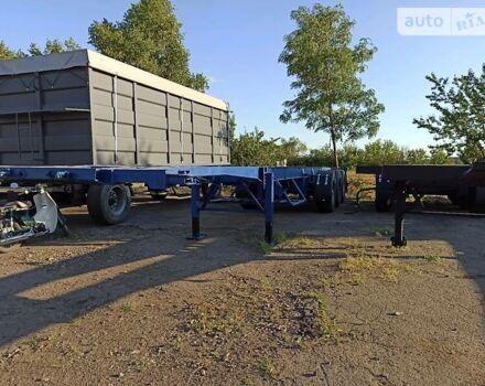Синий Бург БПМ, объемом двигателя 0 л и пробегом 100 тыс. км за 3700 $, фото 1 на Automoto.ua